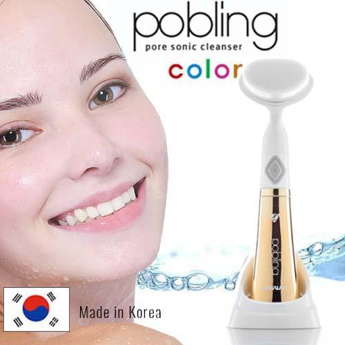 เครื่องล้างหน้า สุดฮิตจาเกาหลี Pobling สีทอง
