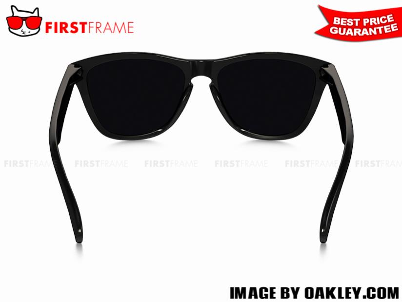 แว่นกันแดด OAKLEY OO9245-01 FROGSKIN (ASIA FIT) 4