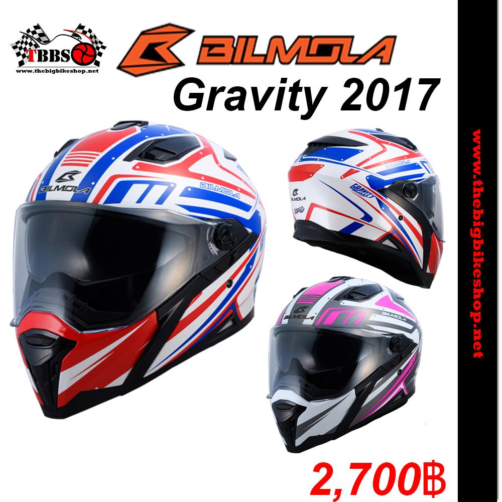 หมวกกันน็อค BILMOLA รุ่น Gravity SPECTOR(2017)