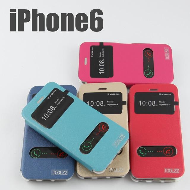 เคส iPhone 6 เปิดหน้า JOOLZZ II Smart Case