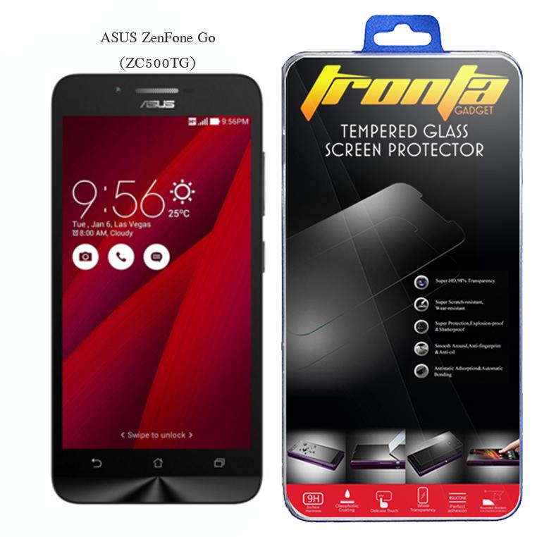 ฟิล์มกระจก Tronta ZenFone Go