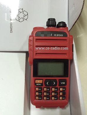 IC-200Rnew เครื่องแดง