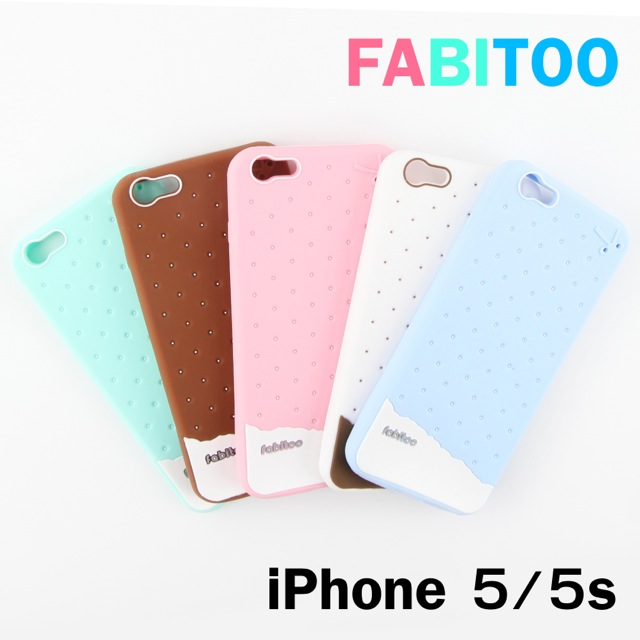 เคส iPhone 5/5s FABITOO ราคา 120 บาท ปกติ 300 บาท