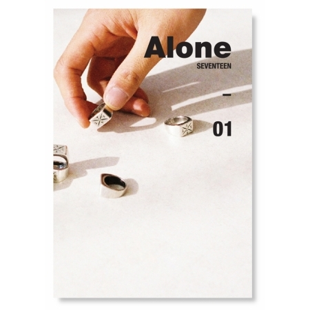 Seventeen - Mini Album Vol.4 [Al1] (Ver.1 Alone [1])