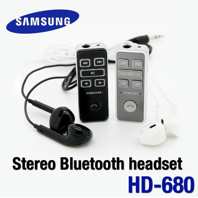 หูฟัง บลูทูธ คุณภาพสูง SAMSUNG HD680 Stereo Bluetooth Headset