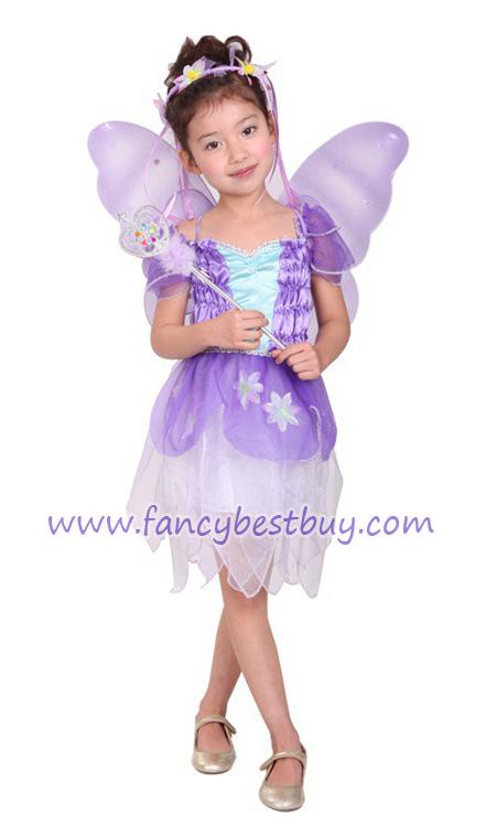 ชุดเด็กแฟนซีเจ้าหญิงน้อยผีเสื้อ Butterfly Fairy มี ขนาด M, L, XL