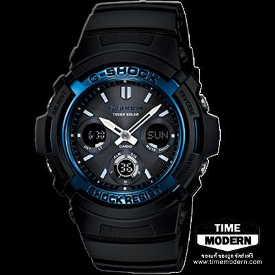 นาฬิกา Casio G-Shock Standard Ana-Digi รุ่น AWR-M100A-1ADR