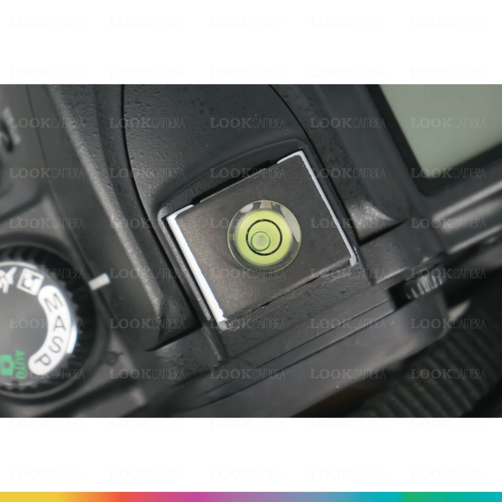 Bubble Level 1 Axis ตัววัดระดับน้ำติดหัวกล้อง 1 ทิศทาง