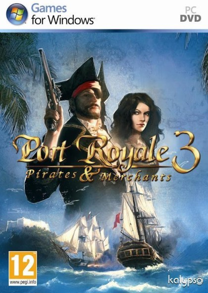 Port Royale 3 ( 1 DVD )