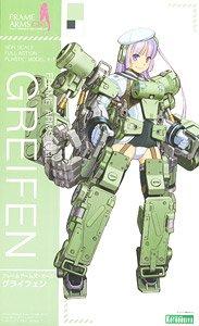 Frame Arms Girl:Graifen (Plastic model) 6400yen