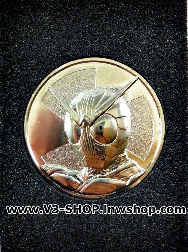 เหรียญ คาเมนไรเดอร์ดับเบิล MOVIE 2010