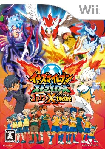 Inazuma Eleven Strikers 2012 ( 2 DVD )
