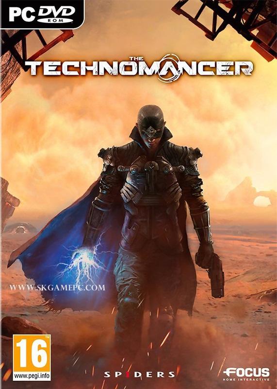The Technomancer ( 3 DVD )