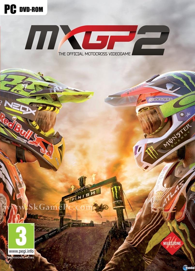 MXGP2 ( 4 DVD )