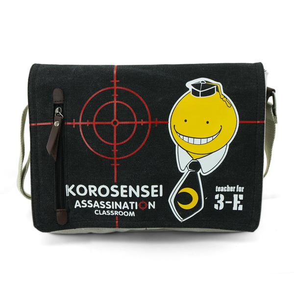 กระเป๋าสะพายข้าง ห้องเรียนบอลสังหาร (KOROSENSEI) รุ่น 2