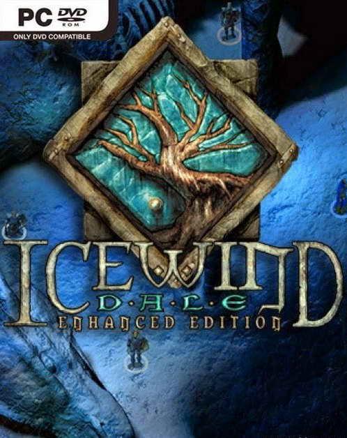 Icewind Dale Enhanced Edition ( 1 DVD )