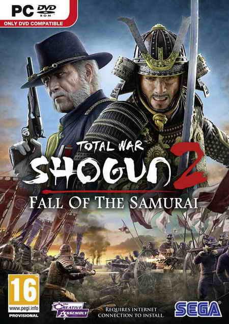 Total War Shogun 2 - Fall Of The Samurai ( 5 DVD )