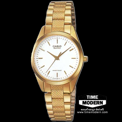 นาฬิกา Casio Standard Analog เรือนทองยอดนิยม รุ่น LTP-1274G-7ADF