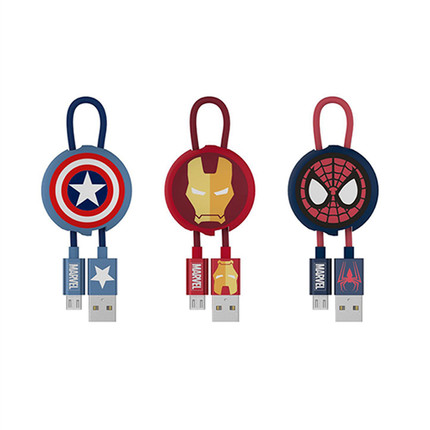 สาย USB Avengers: Infinity War (มีให้เลือก 3 แบบ)