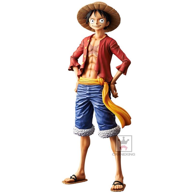 One Piece - Monkey D. Luffy - Grandista -The Grandline Men (ลิขสิทธิ์แท้)