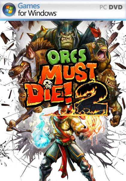 Orcs Must Die! 2 ( 1 DVD )