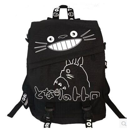 กระเป๋าสะพายโทโทโร่(สีดำ)