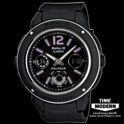 นาฬิกา Casio Baby-G standard Ana-Digi รุ่น BGA-150-1BDR