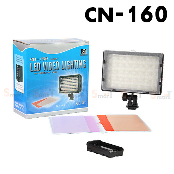 Continuous Lighting CN - 160 LED video light