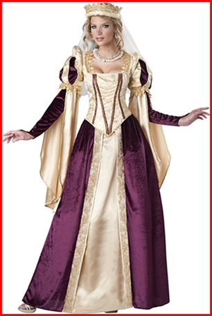 ชุดราชินีเอร่า @ Renaissance