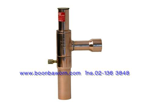 Capacity Regulator (hot gas bypass) KVC