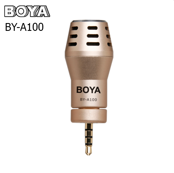 Microphone BOYA BY-A100 for iphone® /ipad® /iPod Touch®