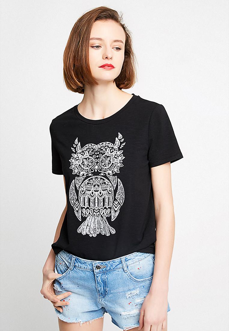 เสื้อยืด Graffiti Owl