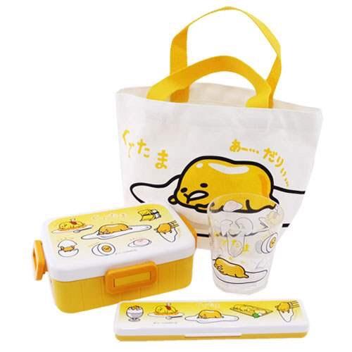 ชุดกล่องข้าว(เบนโตะ) Gudetama