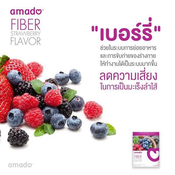amado fiber