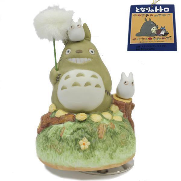 กล่องดนตรีเซรามิก My Neighbor Totoro (แดนดิไลออน)