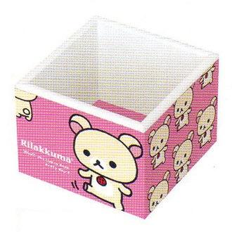กล่องใส่เครื่องเขียน Korilakkuma