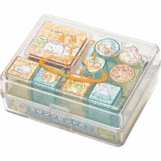 ตัวปั๊มลาย Sumikko Gurashi กล่องเล็ก